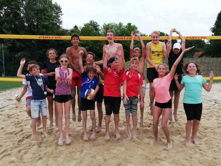 Beachcamp des VCU Wiener Neustadt