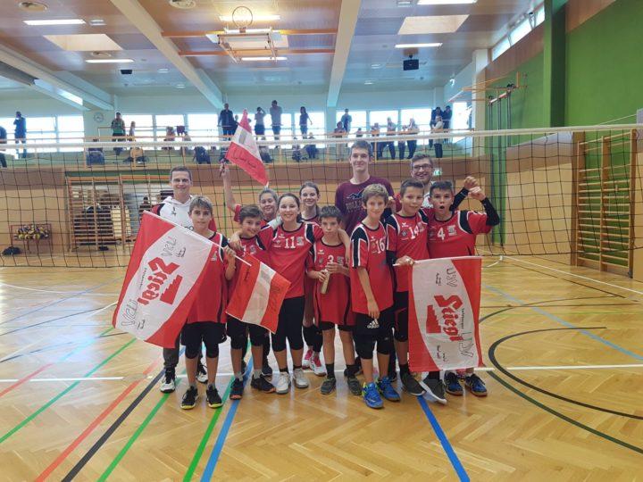 U14 Turnier in Traiskirchen