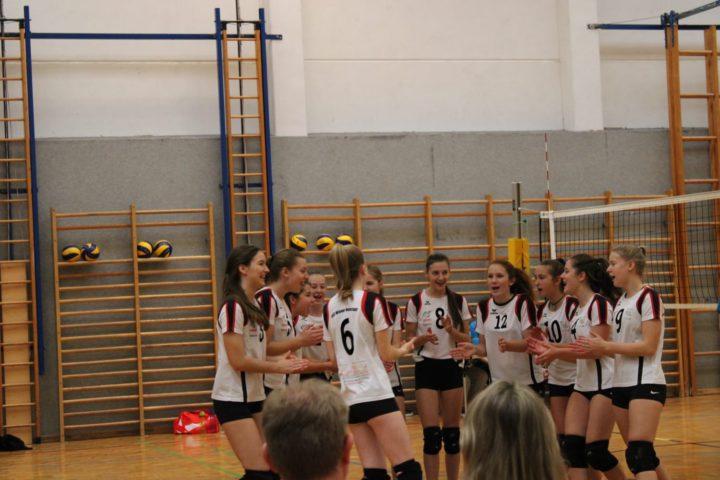 U18 Mädels Turnier in Wiener Neustadt